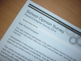 School Opinion Surveys
