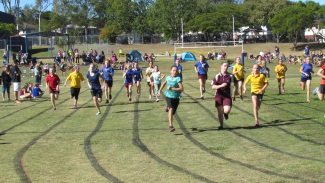 Athletics Day Success